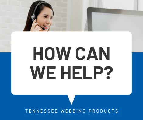 TN Webbing - How can we help